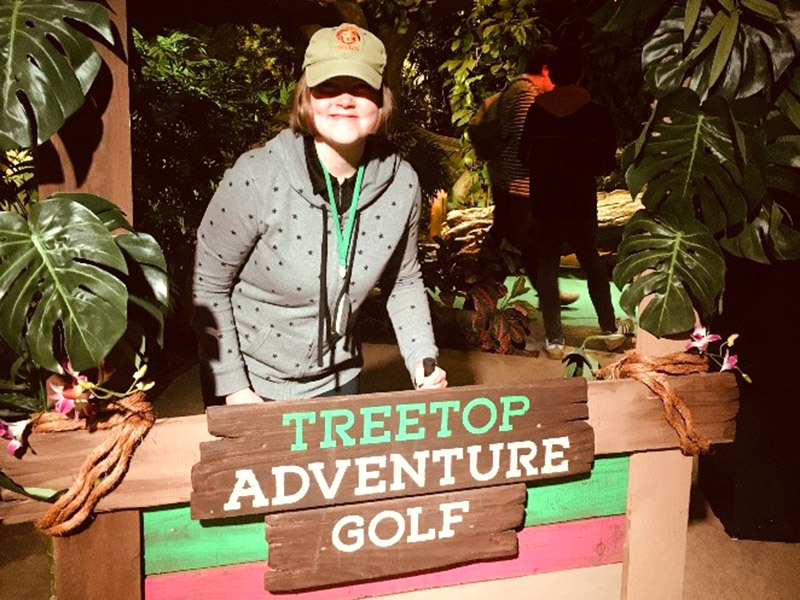 Friday Group – Tree Top Golf Manchester