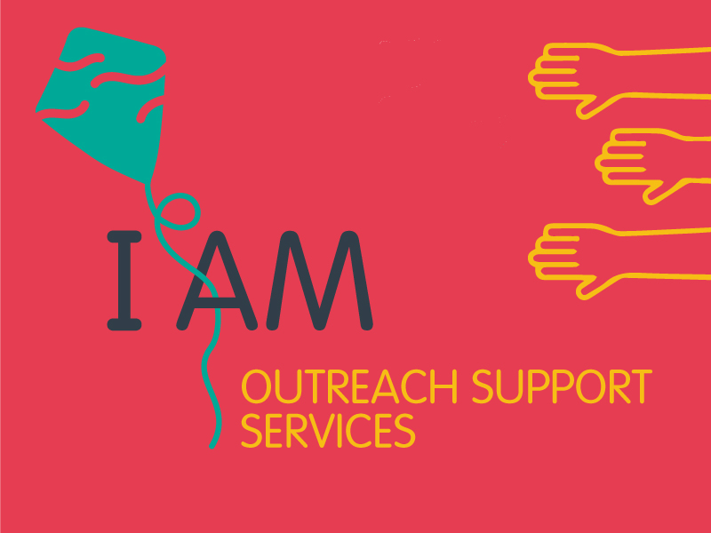 Coming Soon I AM's NEW Outreach Support Service