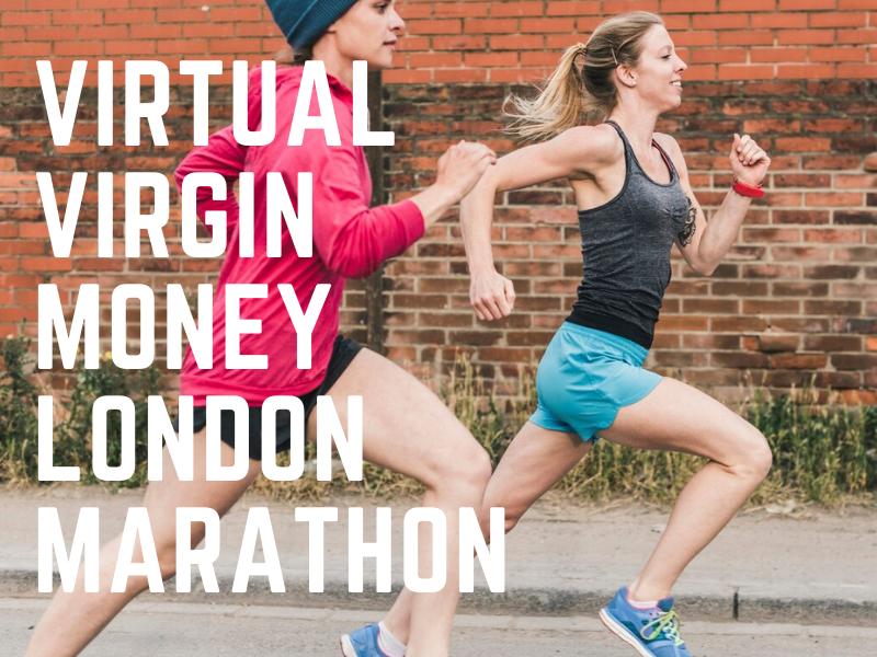Virtual Virgin Money London Marathon